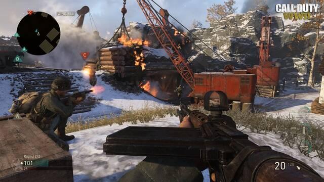 Call of Duty: WWII recibe servidores dedicados