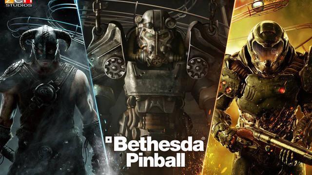 Fallout y Skyrim se dan cita en Bethesda Pinball