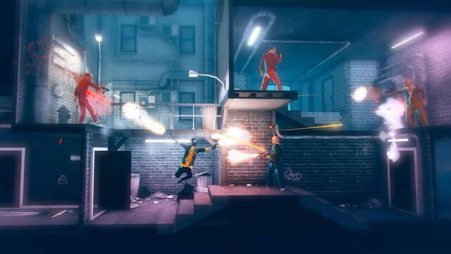 E3 2018: My Friend Pedro, juego de acción y plátanos, se publicará en 2019