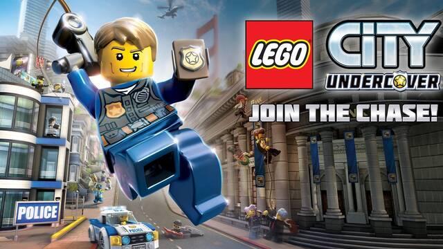 LEGO City Undercover ya está disponible y muestra su tráiler de lanzamiento