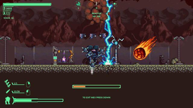 Pixel Gladiator se sumará a Nintendo Switch el próximo 25 de octubre