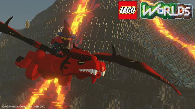 LEGO Worlds llegará a Xbox One, PS4 y PC el próximo 24 de febrero de 2017