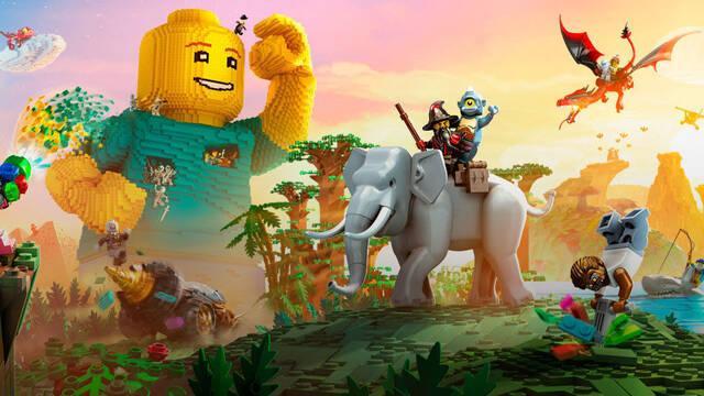 Warner Bros. anunciará pronto los detalles de LEGO Worlds en Nintendo Switch