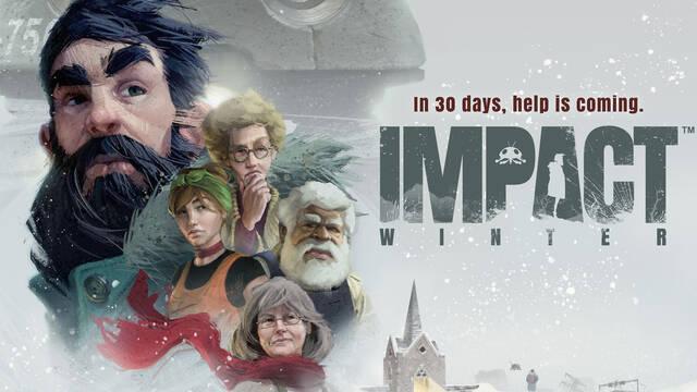 Bandai Namco anuncia el juego de supervivencia para PC Impact Winter