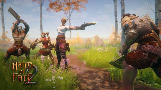 Hand of Fate 2 confirma su lanzamiento en PlayStation 4