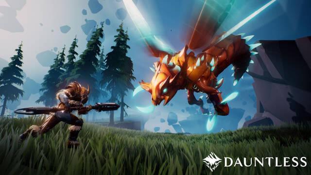 Dauntless se lanza con juego cruzado entre consolas y PC