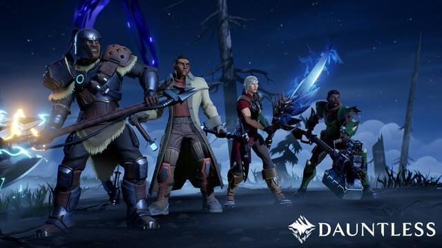 Dauntless vuelve a mostrarse en un nuevo vídeo