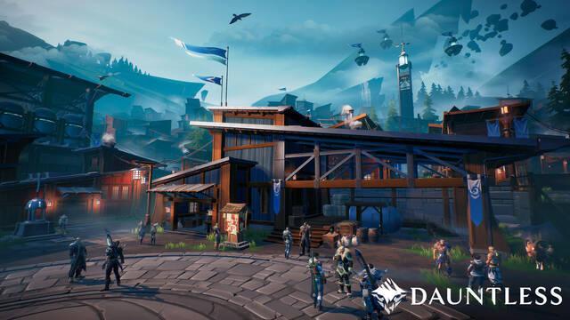 Dauntless se estrena en 2019 en PC, consolas y móviles