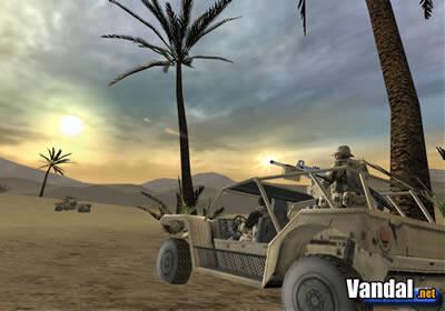 E3: Nuevas imágenes de Socom 3 1 jugador