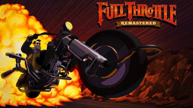 Full Throttle Remastered llegará a PS4, PS Vita y PC el 18 de abril