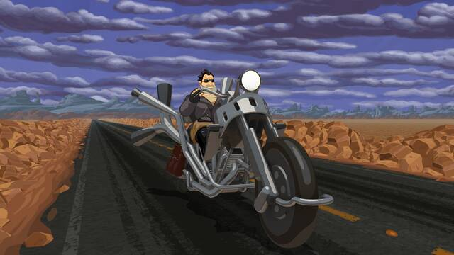 Full Throttle guion película Duncan Jones