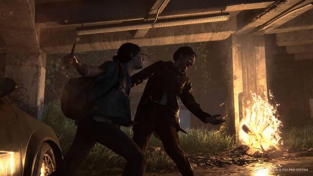 E3 2018: El jefe de Eidos dice que las animaciones de The Last of Us II son falsas