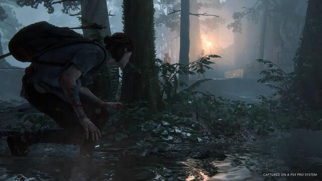 Ellie tendrá un compañero en The Last of Us Part II