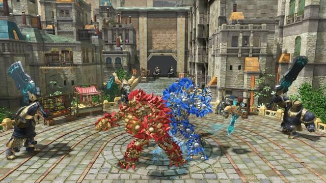 Ya está disponible la demo de Knack 2 en la PS Store europea