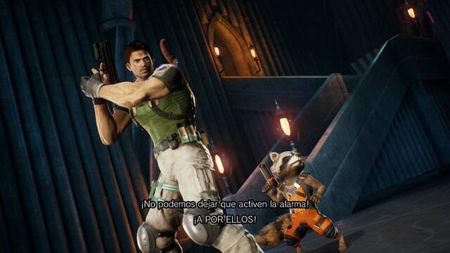 Marvel vs. Capcom: Infinite presenta a Chris Redfield en vídeo