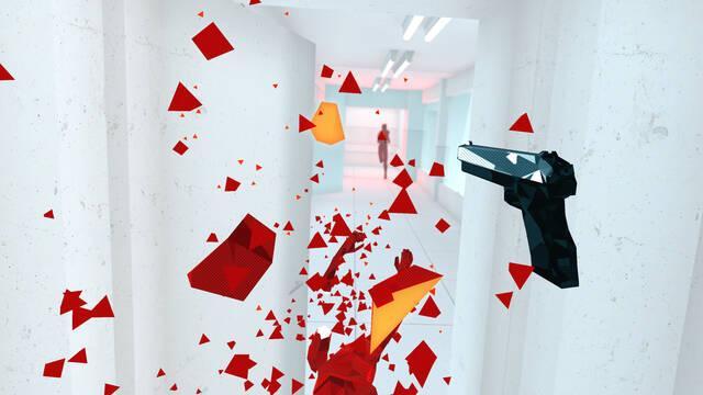 Confirmado Superhot VR para PlayStation VR