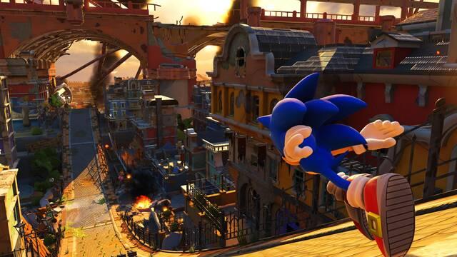 Sega prepara noticias de Sonic Forces tras el lanzamiento de Sonic Mania