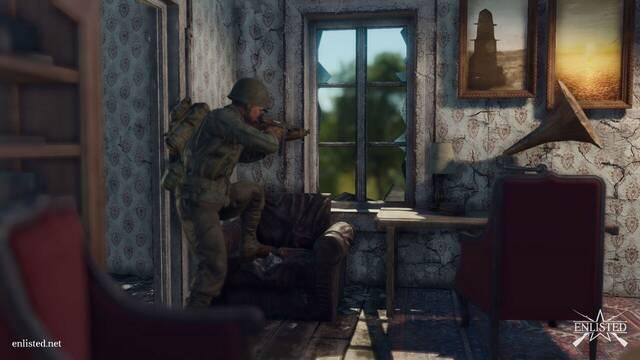 E3 2018: La acción bélica de Enlisted también llegará a Xbox One este año