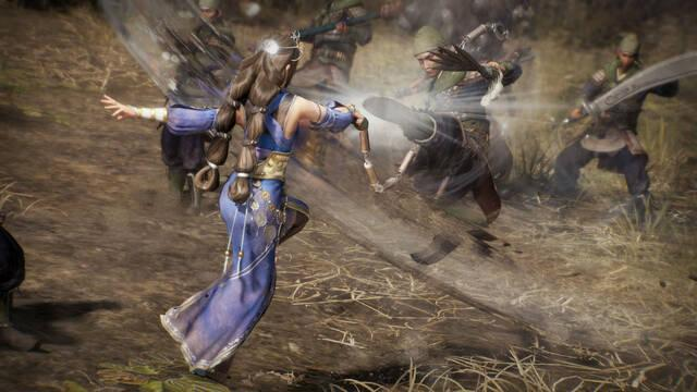Koei Tecmo admite problemas con la tasa de imáges de Dynasty Warriors 9