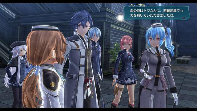 The Legend of Heroes: Trails of Cold Steel III muestra su primer tráiler