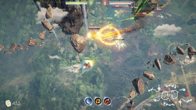 Anunciado Sky Fighter Legends, un juego de acción multijugador para PC, Xbox One y PS4