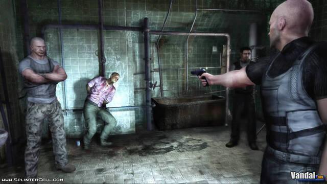 Nuevas imágenes de Splinter Cell: Double Agent