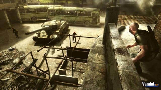 E3: Imágenes de Splinter Cell: Double Agent, para Xbox 360