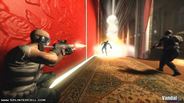 Nuevas imágenes de Splinter Cell: Double Agent para Xbox 360