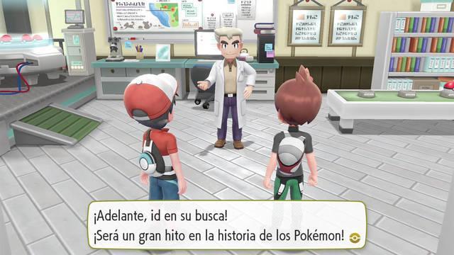Pokédex: TODOS los Pokémon de Pokémon Let's Go y su localización