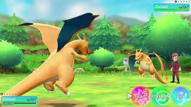 Postgame de Pokémon Let's Go - ¡Revanchas, retos, recompensas y más!