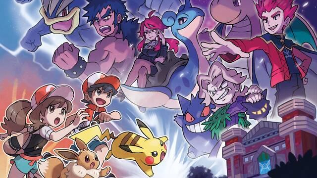 Pokémon: Let's Go, Pikachu! y Eevee! presentan al Alto Mando en vídeo