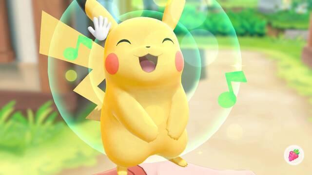Pokemon: Let's Go es el juego más vendido de la semana en Japón