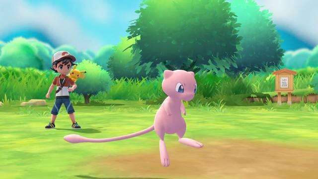 Cómo conseguir a Mew en Pokémon Let's Go - Único método.