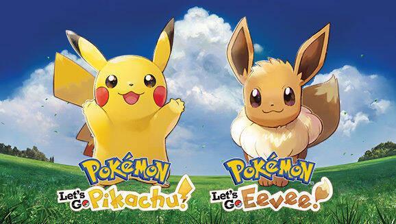 E3 2018: Presentada la jugabilidad de Pokémon: Let's Go, Pikachu! / Let's Go, Eevee!