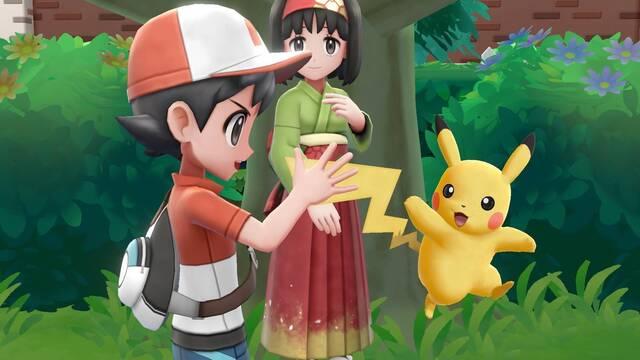 Pokemon: Let's Go es el videojuego más vendido de la semana en Japón