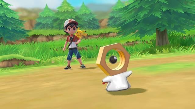 Así es Meltan, el nuevo Pokémon Mítico de Pokémon Let's Go, Pikachu!/Eevee!