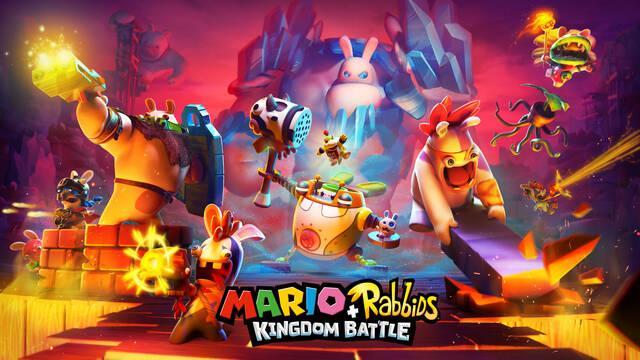 Gameplay comentado y nuevo tráiler de Mario + Rabbids Kingdom Battle