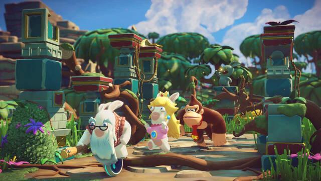 Ubisoft estaría interesada en nuevas colaboraciones con Nintendo