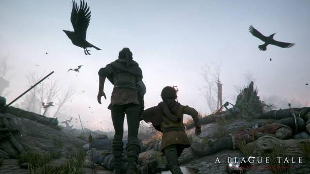 A Plague Tale: Innocence nos muestra un gameplay extendido de 8 minutos