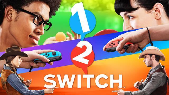 1-2-Switch ha distribuido casi 1 millón de unidades