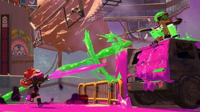 Splatoon 2 presenta a los enemigos de su modo campaña