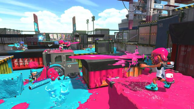 Nintendo conmemora el final de los Splatfest de Splatoon 2 con un vídeo especial