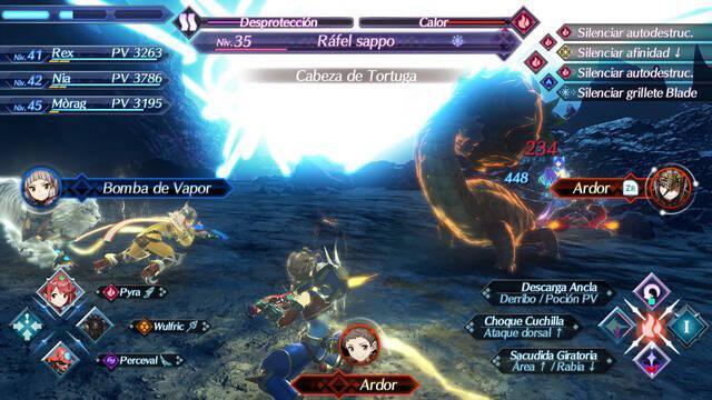 Cómo subir de nivel rápidamente en Xenoblade Chronicles 2