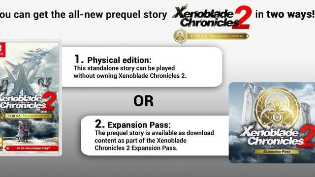 Nintendo detalla la distribución de la expansión de Xenoblade Chronicles 2