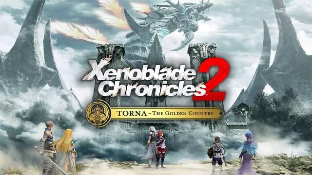 Comparan la expansión de Xenoblade Chronicles 2 en portátil y televisión