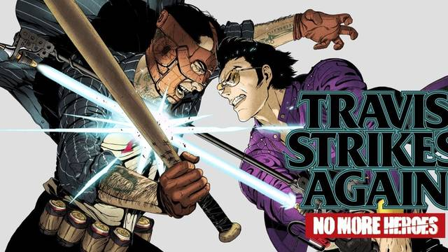 Travis Strikes Again: No More Heroes podría tener un pase de temporada