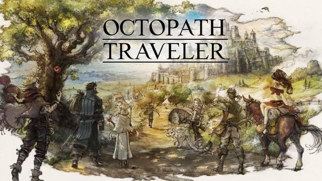 La historia de Octopath Traveler tendrá una duración estimada de 60 horas