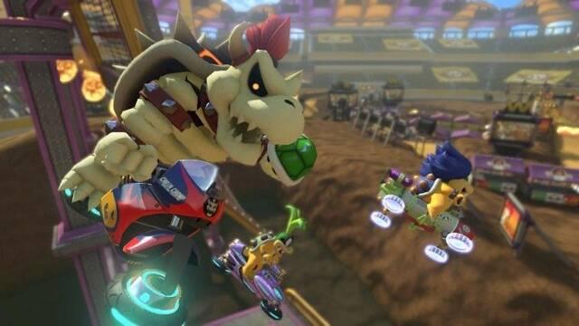 Mario Kart es la saga de velocidad más vendida de la historia en EE.UU.