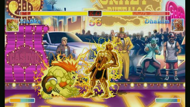 Nuevo tráiler de Ultra Street Fighter II: The Final Challengers