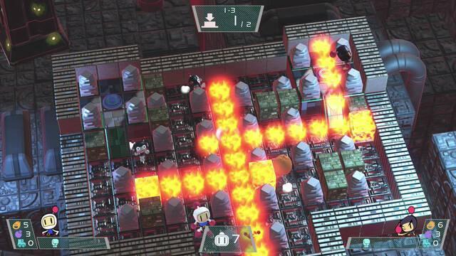 Super Bomberman R aparece también listado para Xbox One y PC